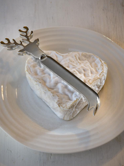 stag cheese knife