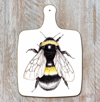 bee design melamine chopping board