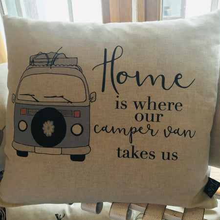 Campervan Cushion