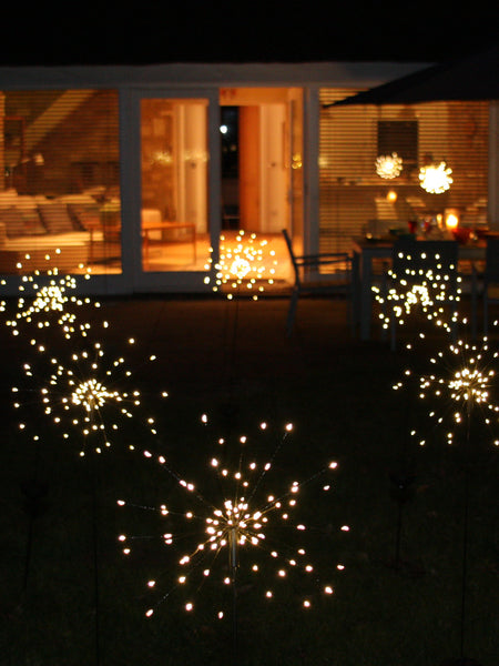 Starburst Outdoor Solar Lights