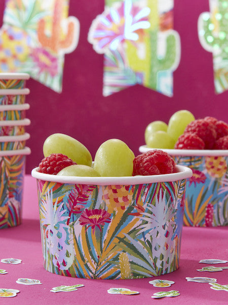 Tropical Treat Tubs