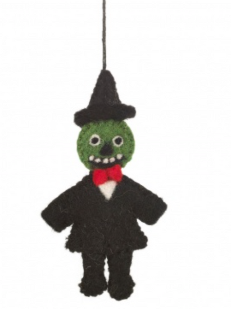 Scarecrow Hanging Halloween Decoration