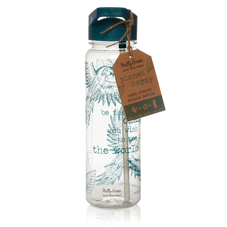 eco friendly water bottle rainforest
