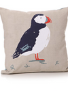 RSPB Puffin Cushion