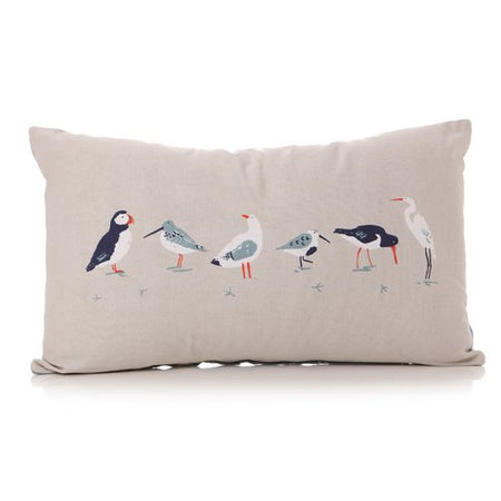 RSPB Sea Birds Cushion