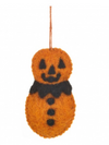 Scary Pumpkin Hanging Halloween Decoration