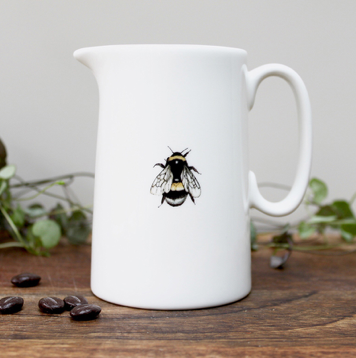 half pint bee jug