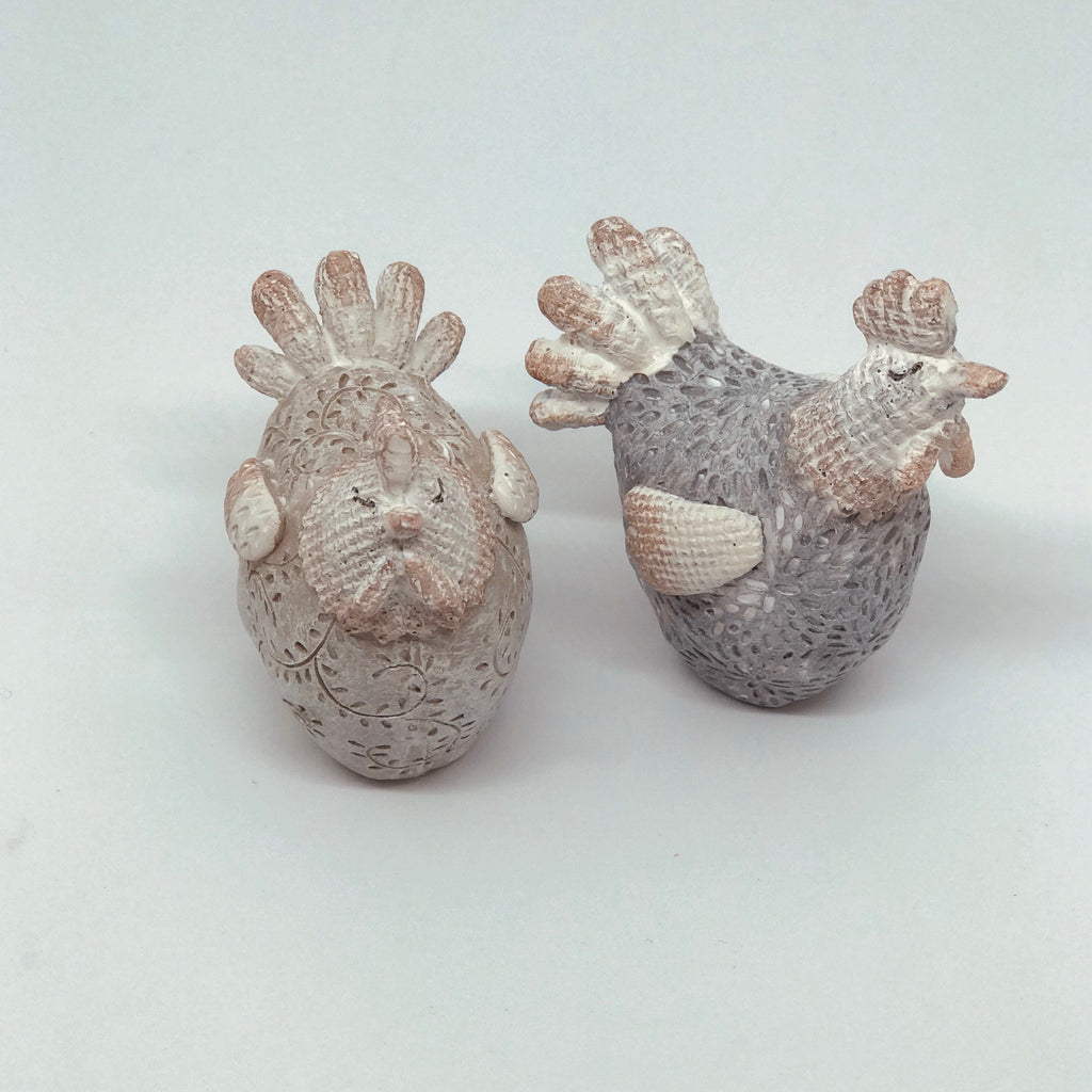 hen ornaments