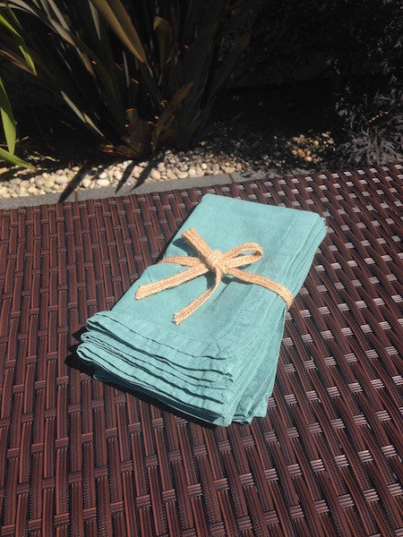 Soft Wash Napkin Set