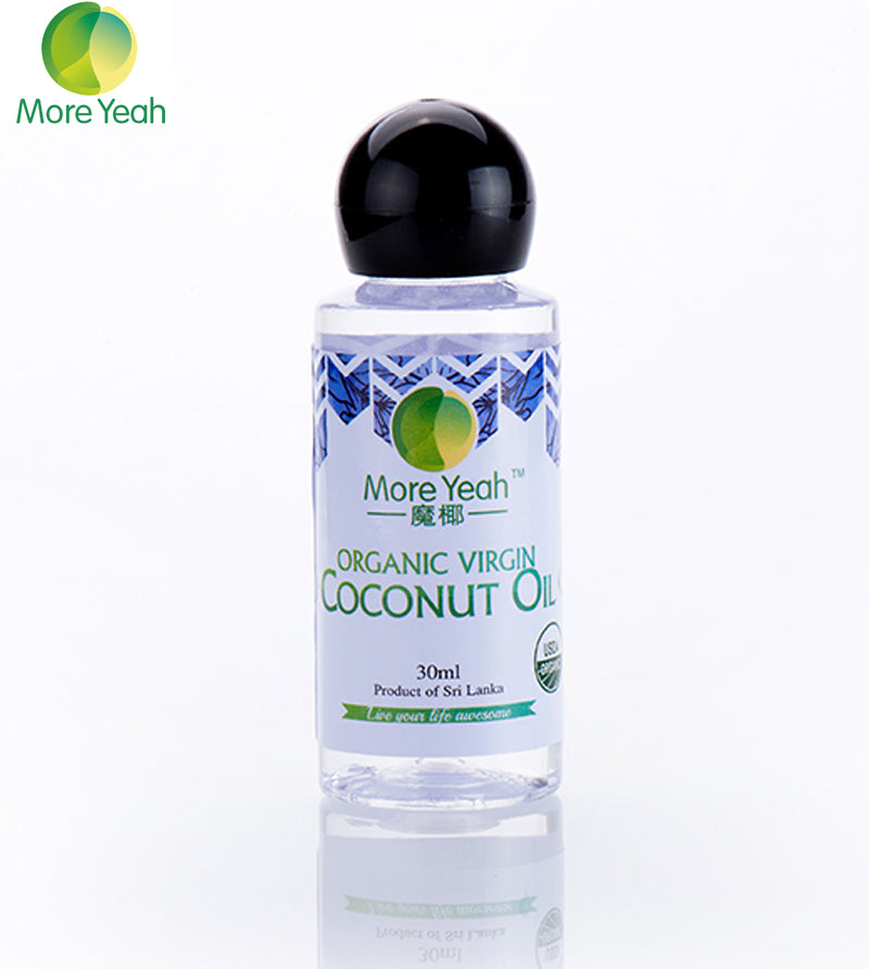 30ML Virgin Coconut Oil For Hair&Body Aromatherapy