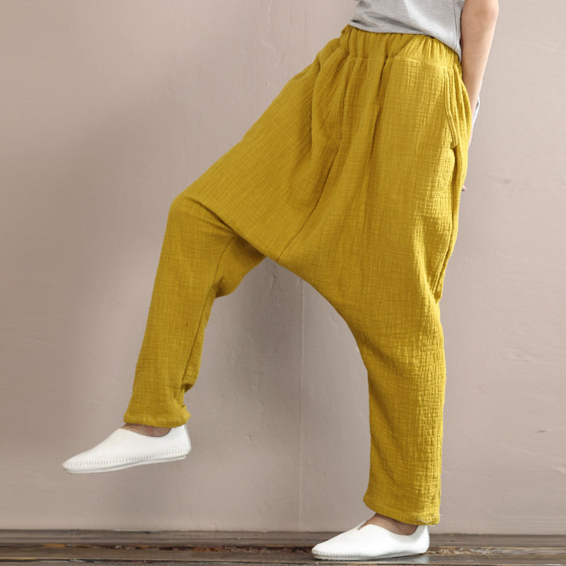 Women Harem Pants  Autumn