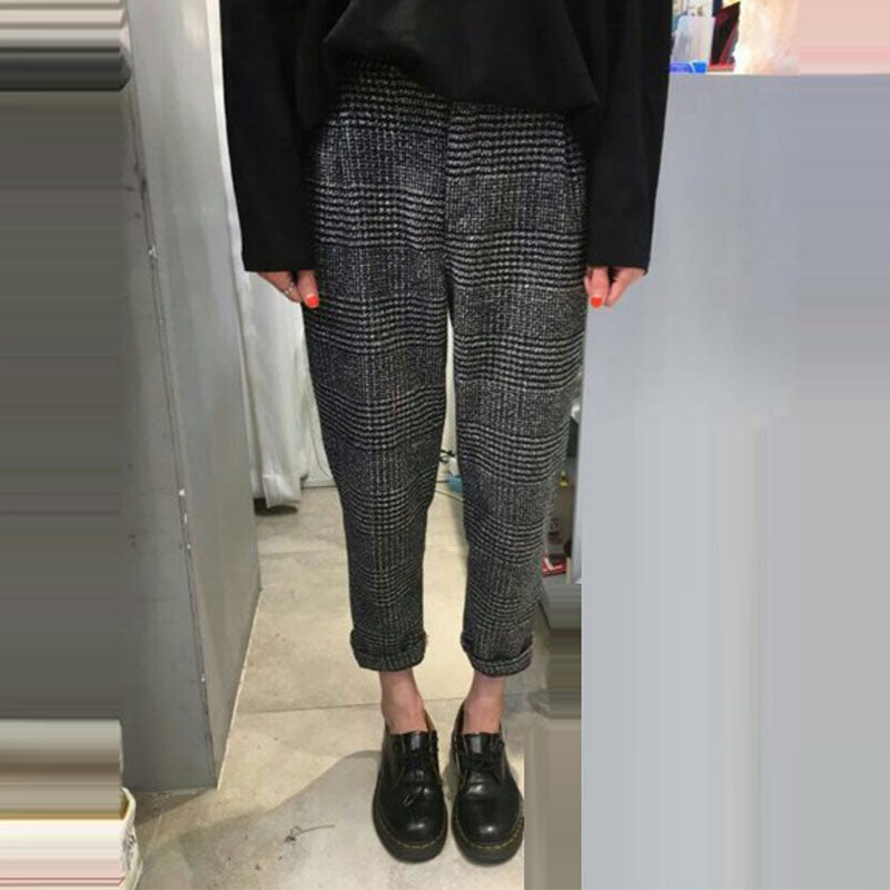 Women  Woolen  Pants