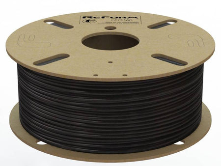Recycled Filament ReForm™ rPLA - OFF-BLACK 1.75mm