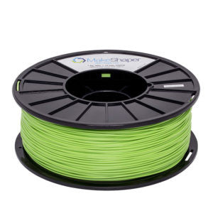 ABS Green 1.75 mm Filament - 3D Printer Supply Company
