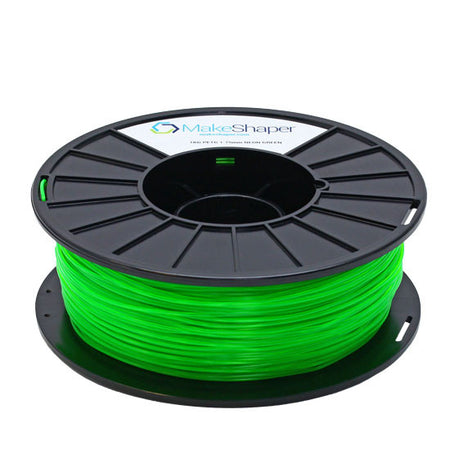 PETG Filament - Neon Green 2.85mm