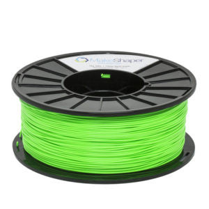 ABS Neon Green 1.75 mm Filament - 3D Printer Supply Company