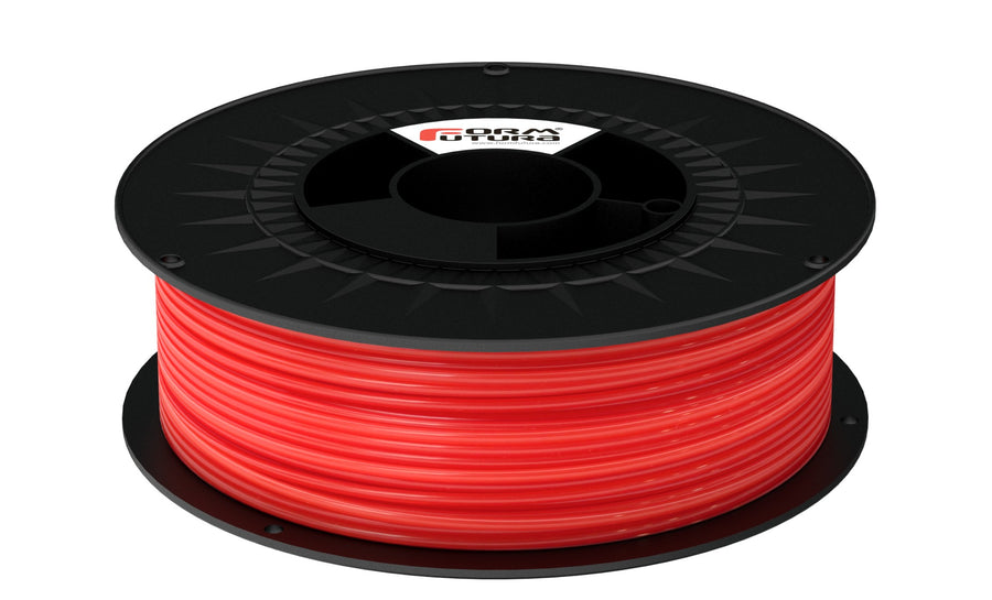 Premium PLA - Flaming Red 1.75mm
