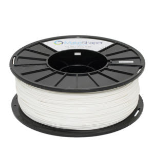 ABS White 2.85 mm Filament