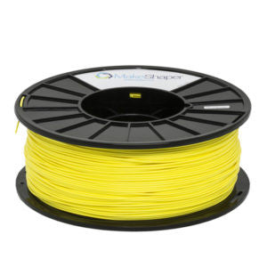ABS Yellow 1.75 mm Filament