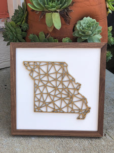 3D Sign - Missouri