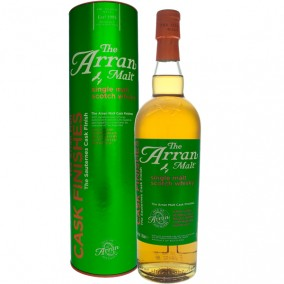 THE ARRAN MALT - SAUTERNES CASK FINISH