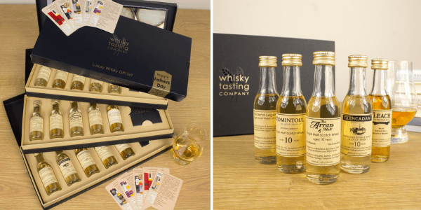 Father's Day whisky gifts