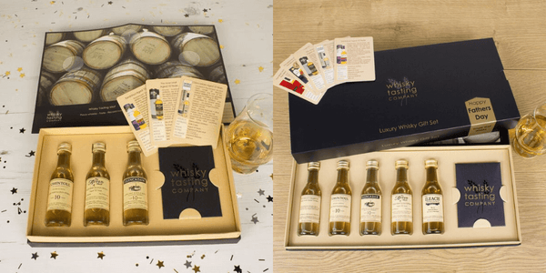 Father's Day whisky gift sets