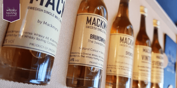 Mackmyra Swedish Whisky Set