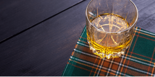 Whisky made in one of the five Scotch regions