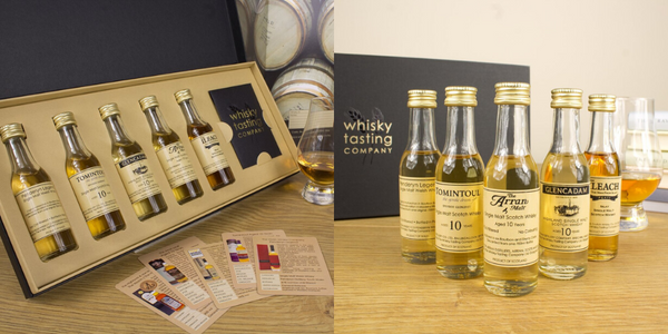 whisky tasting kits to use for a whisky tasting party