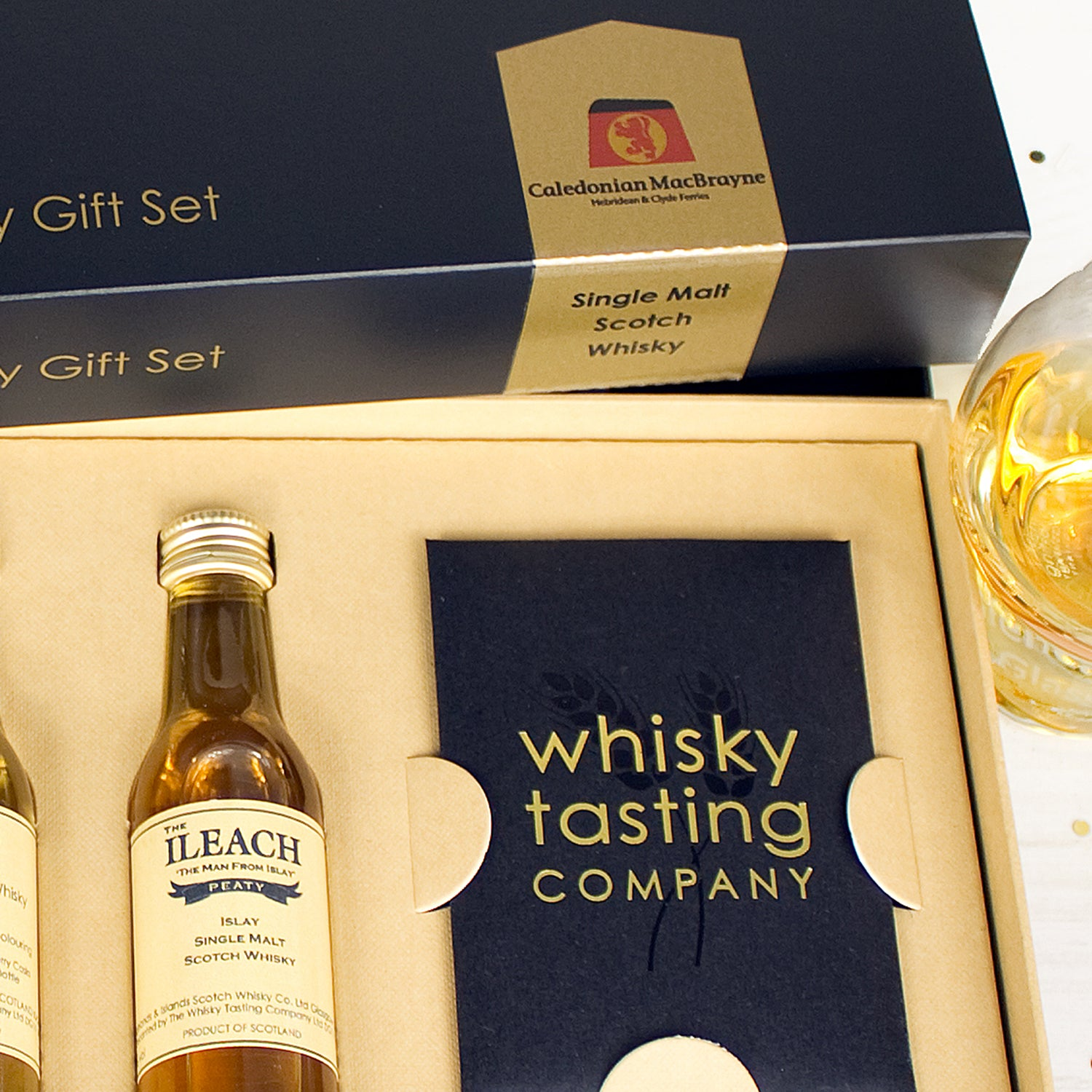 BRANDED WHISKY SETS - BUSINESS/CORPORATE GIFTS