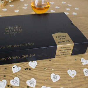 FATHER OF THE BRIDE SINGLE MALT GIFT SET