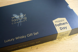 FATHERS DAY OLD & RARE WHISKY SET (PERSONALISED)