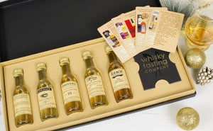 CHRISTMAS WHISKY SUBSCRIPTION (3 X 3-MONTHLY)