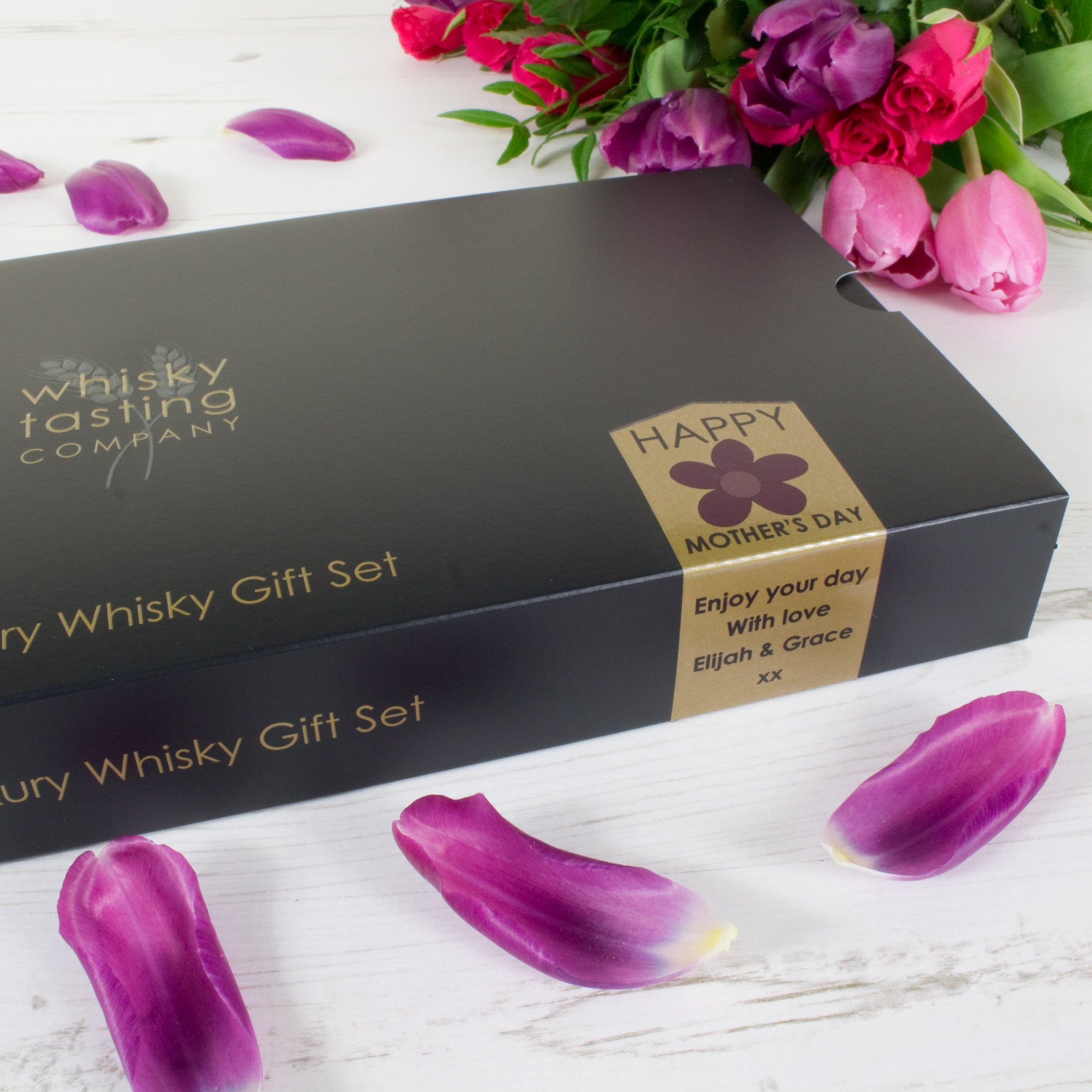 MOTHERS DAY WHISKY GIFT SET