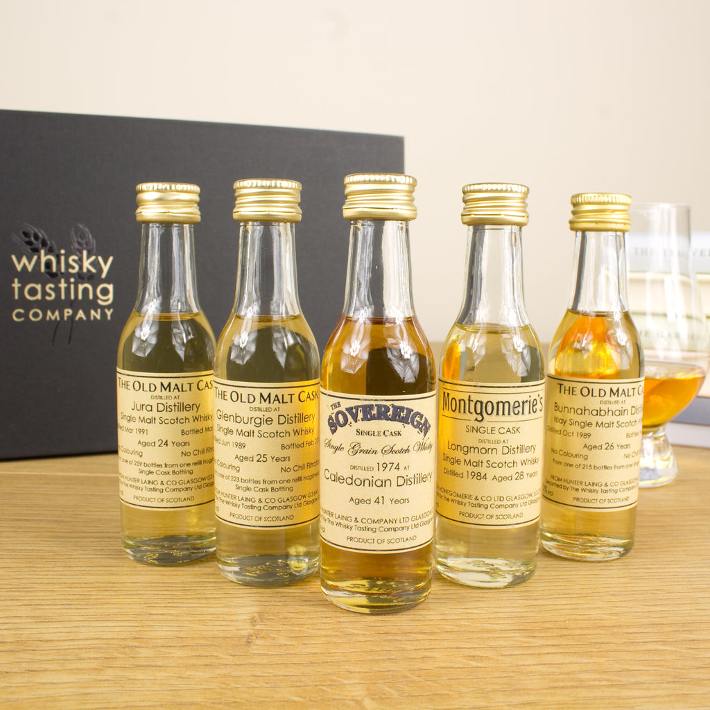 RARE & PREMIUM WHISKY SUBSCRIPTION (1 YEAR)