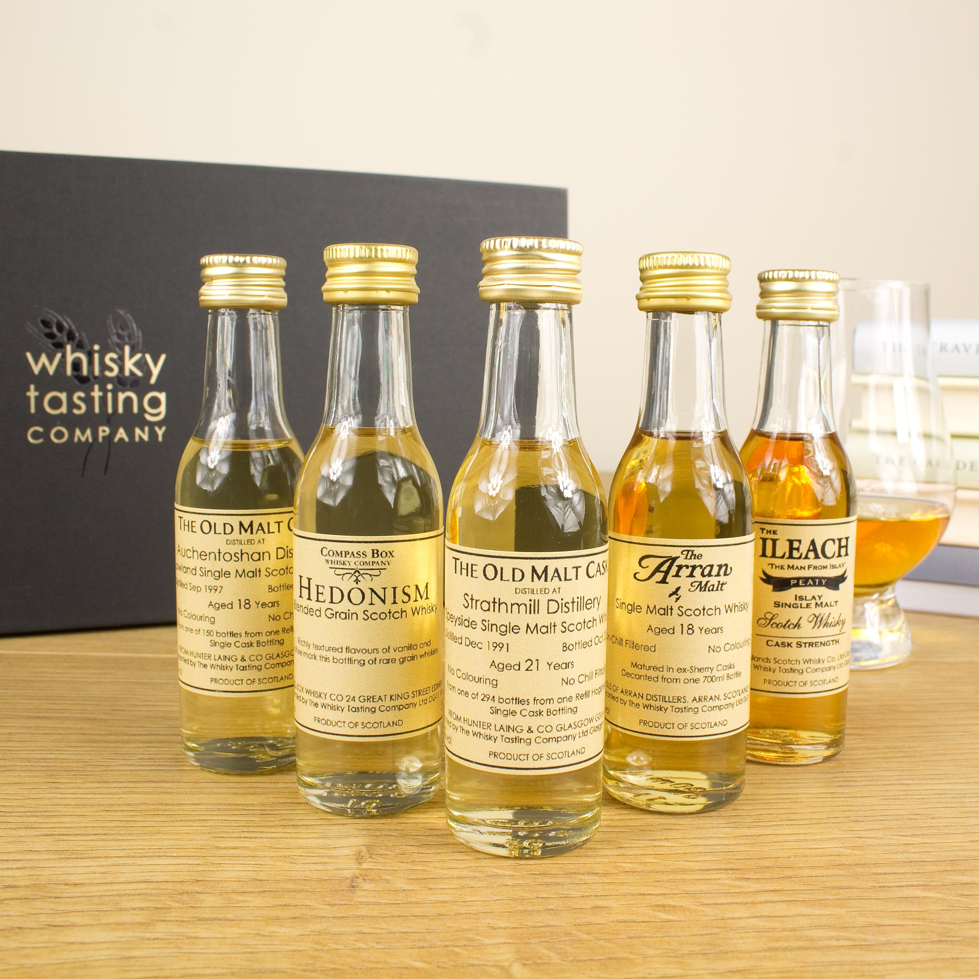 PREMIUM SCOTTISH SINGLE MALTS