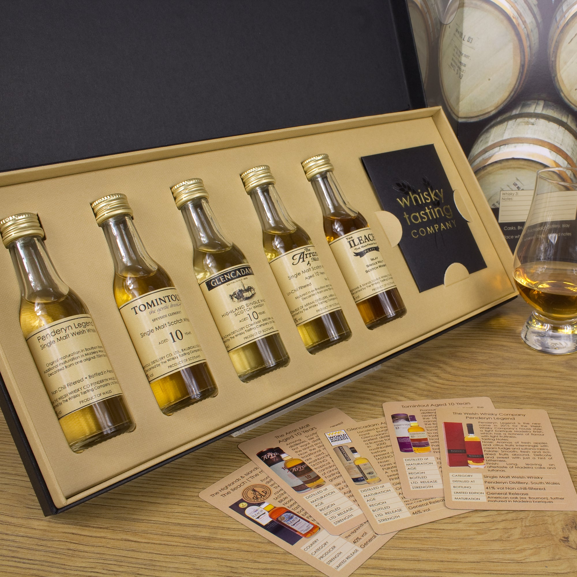 BEST MAN SINGLE MALT GIFT SET