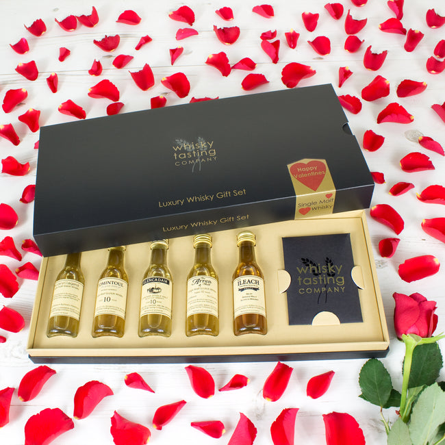 ROMANTIC WHISKY GIFT SET