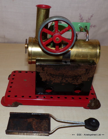 Mamod Minor 2 Live Steam Stationary Engine