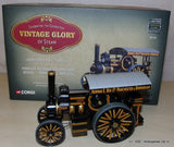 "Vintage Glory Fowler B6 Steam Road Locomotive ""Atlas"""