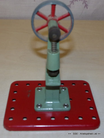 Used Mamod Power Press Model Steam Engine Accessory