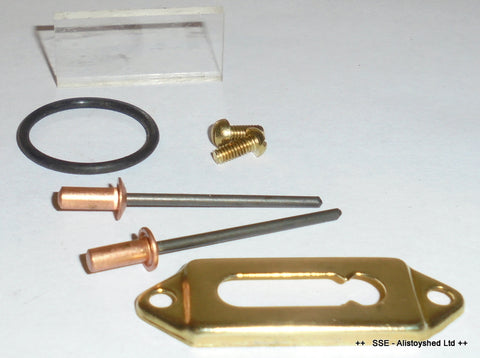 Unused Sight Glass Kit For Later Mamod Live Steam Engine Models