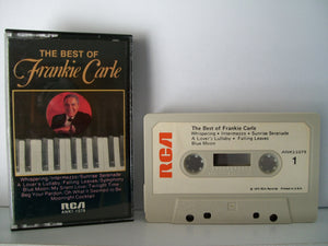 "Carle, Frankie - ""The Best Of"" (1975) [Original 1st Issue - Paper Labels] - Mint"