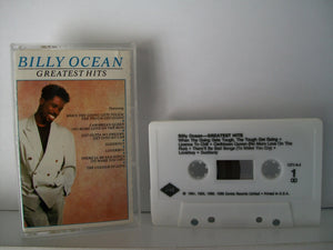 "Ocean, Billy - ""Greatest Hits"" (1989) - Mint"