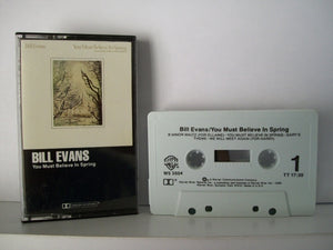 "Evans, Bill - ""You Must Believe in Spring"" (1981) - Mint"