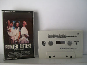 "Pointers Sisters - ""Break Out"" (1983) [1st version] - Mint"