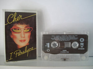 "Cher - ""I Paralyze"" (1982) [Hard to Find!] - Mint"