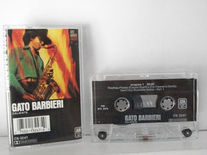 "Barbieri, Gato - ""Caliente"" (1976) - Brand New (Not Sealed)"