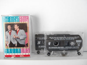 "Righteous Brothers, The - ""Anthology 1962-1974"" [2-Tape Set] (1989) - Mint"